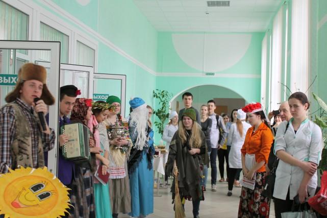 Сценарий театрализованного представления на день пожилых